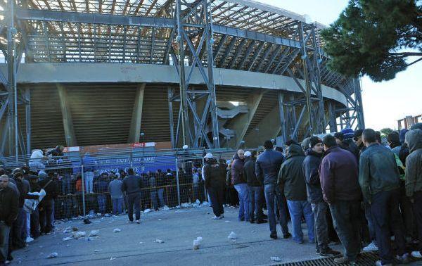 Per Napoli-Aik biglietti in vendita da domani
