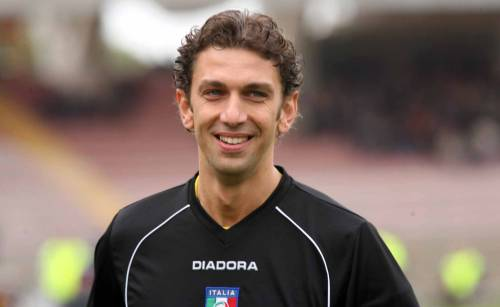 Sampdoria - Napoli affidata a Tagliavento