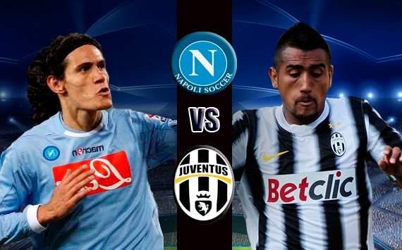Napoli-Juventus, è già nell'aria