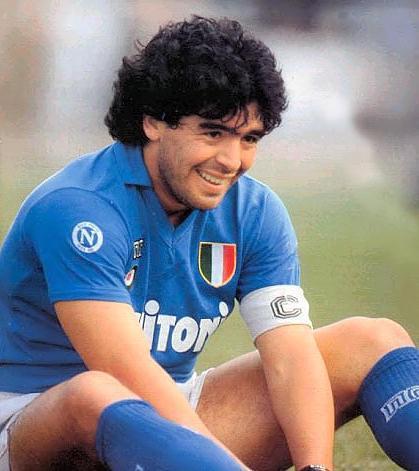 Diego Armando Maradona,  30 segnati su 34 (88,2%)