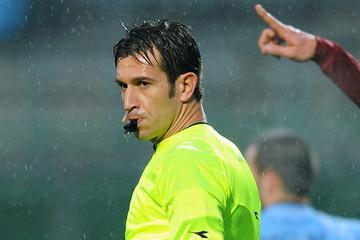 Doveri dirige il match contro il Bologna di Coppa Italia