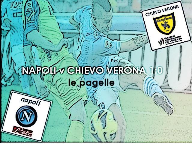 Napoli v Chievo 1-0
