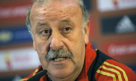 5° - Vicente Del Bosque (Spagna): 3 milioni di euro