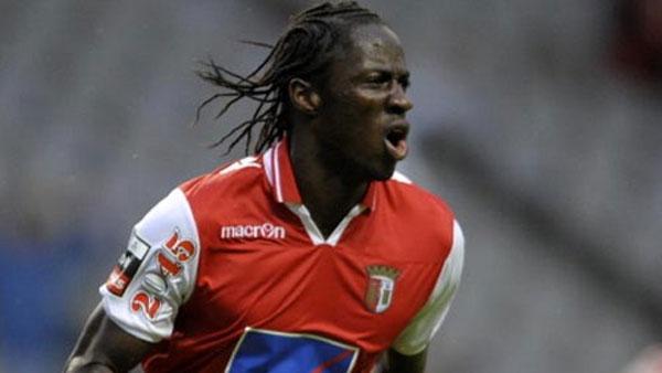 Eder, attaccante Braga