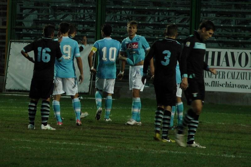 Primavera, domani il recupero con la Lazio