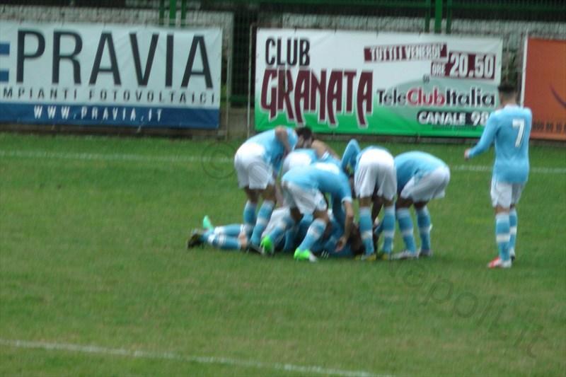 RI-LIVE - Campionato Primavera: Napoli-Crotone 7-2