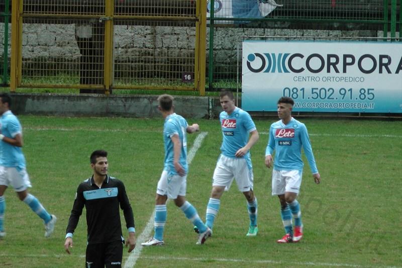 RILEGGI LIVE- Campionato Primavera: Lazio-Napoli 1-1,azzurrini campioni d'inverno!
