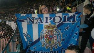 MariaCarmela ci racconta come, nella buona e nella cattiva sorte, si tifa Napoli da Bologna