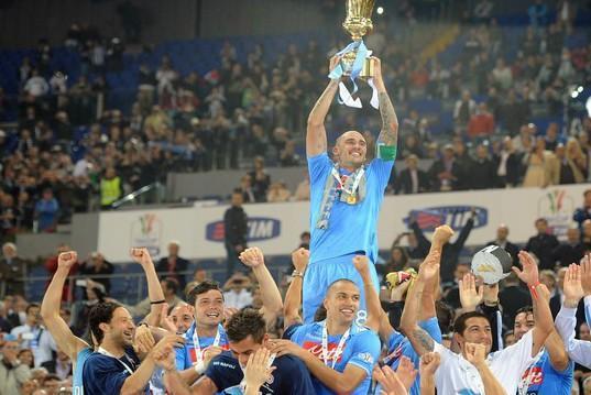 Napoli, il ritorno in Coppa sette mesi dopo la notte magica di Roma