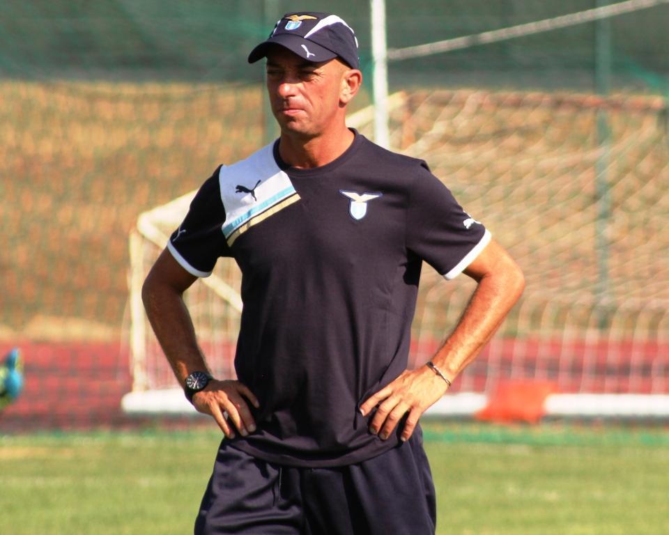 Bollini (allenatore Lazio primavera):