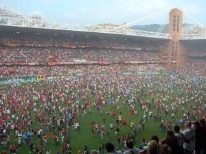 Le partite memorabili, Genoa-Napoli
