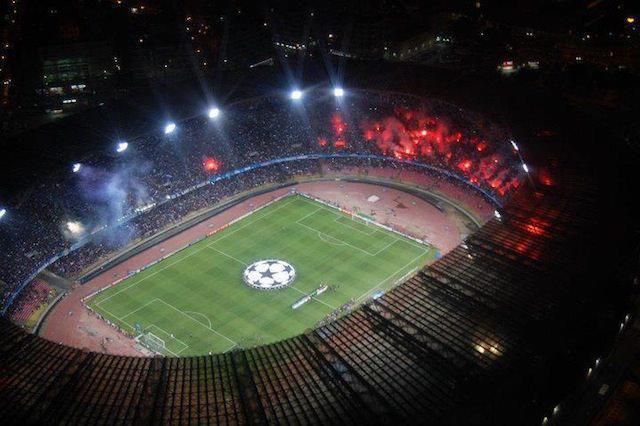Stadio San Paolo, appalti sospetti. Si muove la procura