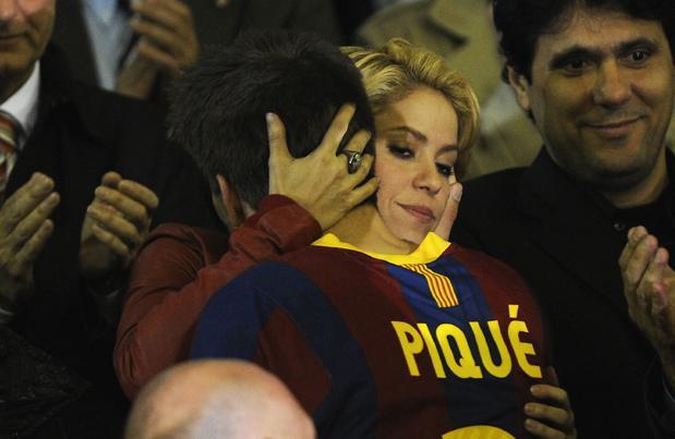 Shakira-Piquè
