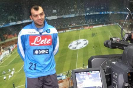 Pandev a Sport Mediaset: