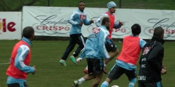 Napoli, gli azzurri verso il match contro il Bologna