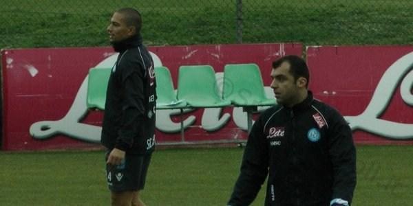 Qui Castelvolturno, il Napoli ritorna in campo. Lavoro atletico e partitella. Assenti i sudamericani e ...