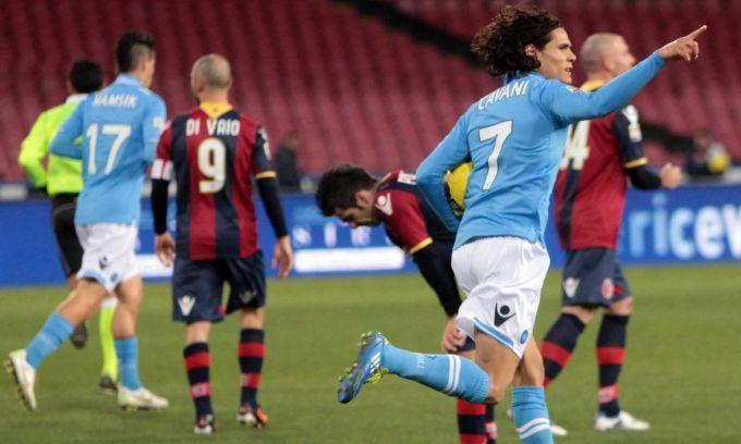 Napoli-Bologna, da martedì biglietti in vendita per la doppia sfida