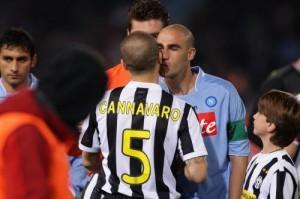 Napoli vs Juventus - Campionato TIM Serie A 2009 2010 - Stadio San Paolo di Napoli