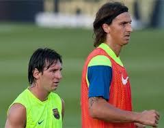Record Messi - Incredibile, invidia Ibrahimovic: