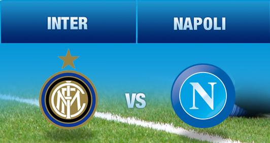 RILEGGI LIVE - Al 'Meazza' passa l'Inter: Napoli sconfitto 2-1. E adesso la Juve è a -5!