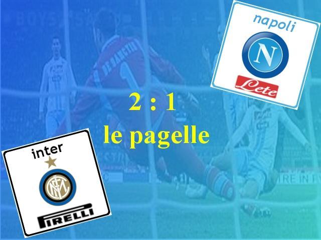 Inter v Napoli 2-1, le pagelle