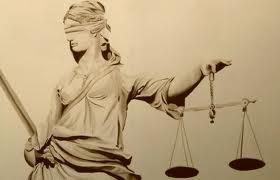 Giusta giustizia nell'ingiustizia