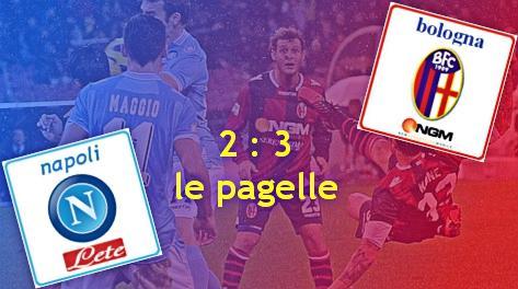 Napoli v Bologna 2-3, le pagelle