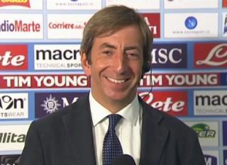 """Ugolini: """"Hamsik ha recuperato, domani sarà in campo. Un solo dubbio per Mazzarri"""""""
