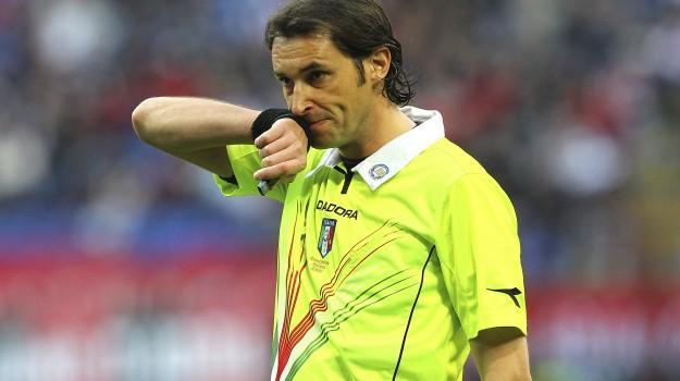 Gervasoni dirigerà Napoli - Palermo