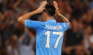 Hamsik: 17 è il tuo numero!