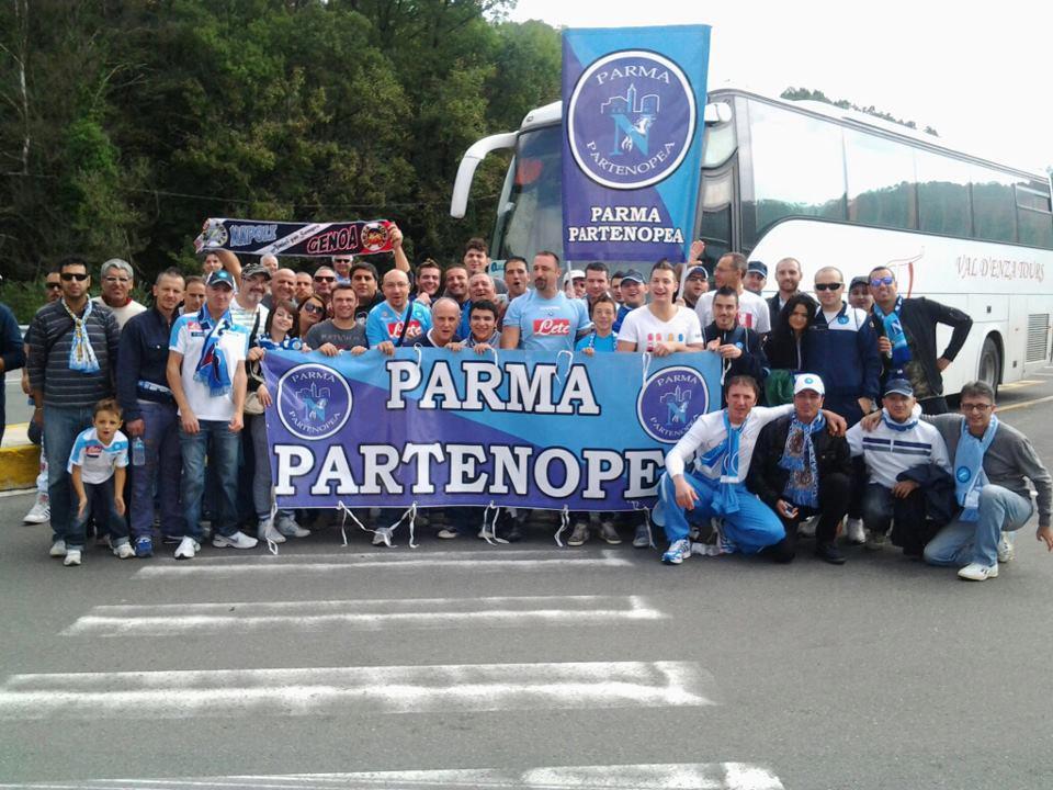 Carmine Salvati (Pres. Parma Partenopea):