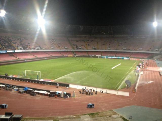 In vendita i biglietti per la gara contro il Catania
