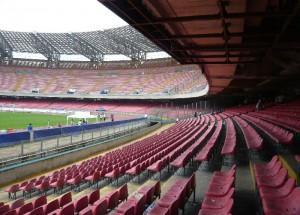 Stadio San Paolo, curva B