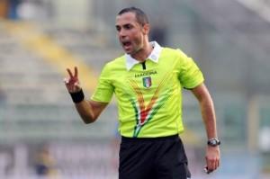 Un arbitro di Pompei e due partenopei in campo stasera a Torino: il calcio italiano stasera potrebbe dare un segnale forte sul caso razzismo