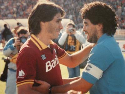 Video Amarcord - '87-88, Napoli-Roma, porta giallorossa stregata, finirà 1-2, ma le