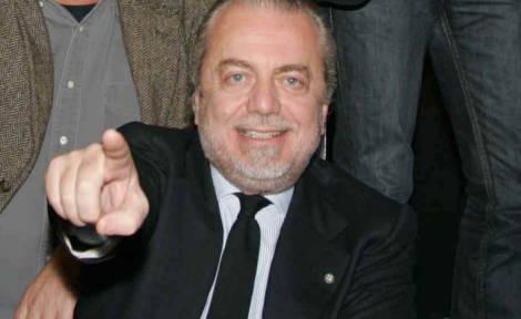 VIDEO - Aurelio De Laurentiis:
