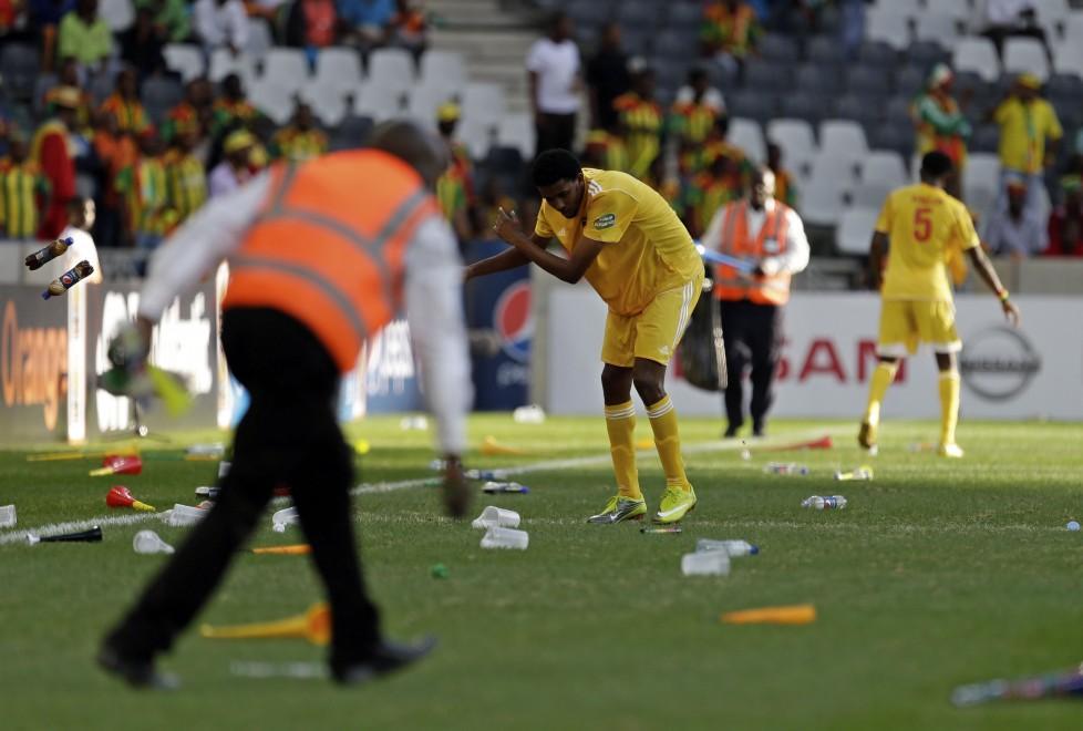 Coppa d'Africa, Etiopia multata per un episodio davvero particolare...