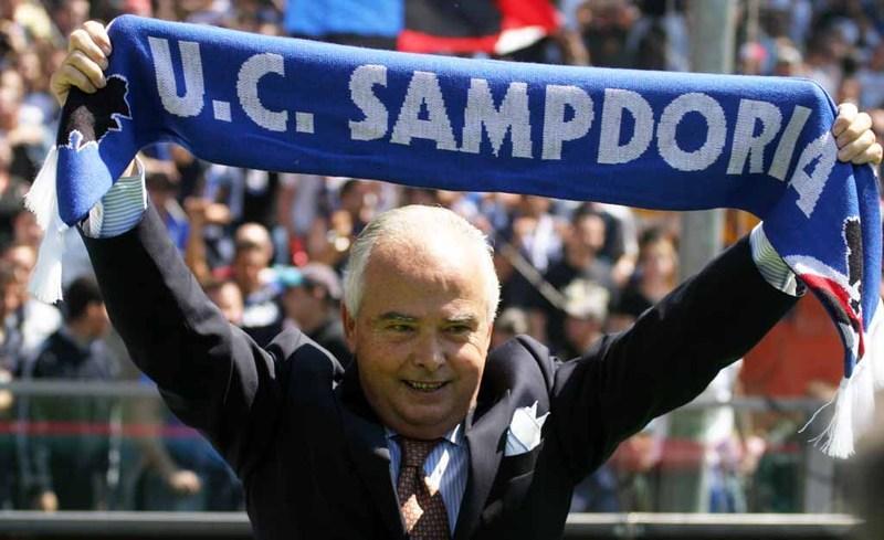 Sampdoria in lutto: è scomparso il presidente Garrone