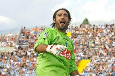 """Iezzo: """"Domani il Napoli non può fallire. De Sanctis è un grande, per il futuro credo in Sepe"""""""