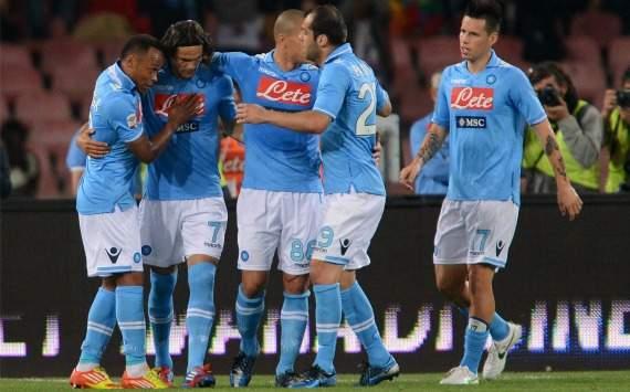 Curiosità - il Napoli mai primo nel girone di ritorno: l'ultima volta fu nel '90, l'anno del secondo scudetto