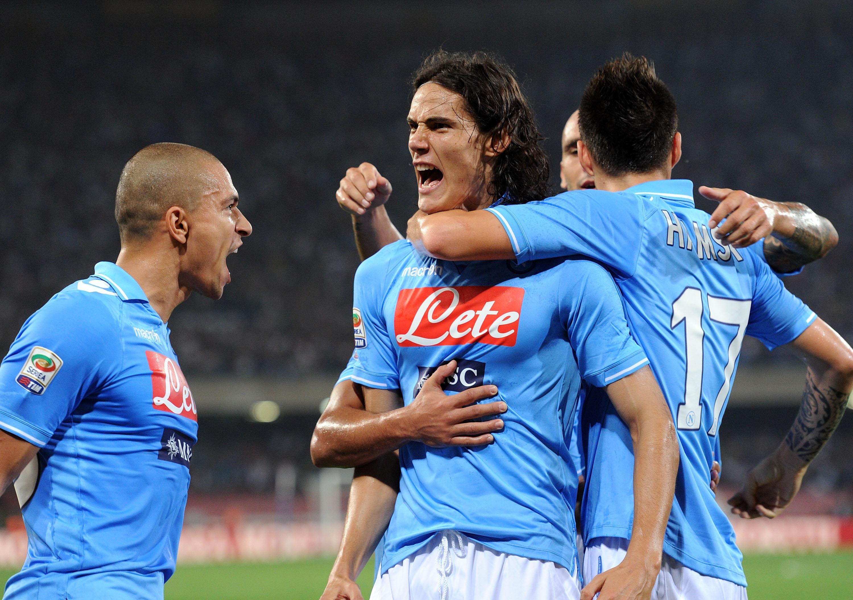 Abbraccio Napoli