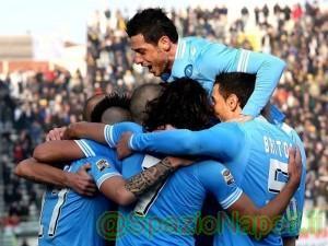 Esultanza del Napoli (1)