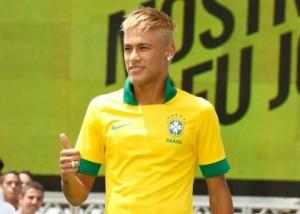 Neymar contro Ronaldo