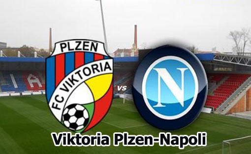 Viktoria-Plzen-Napoli