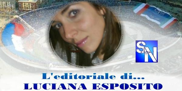 L'editoriale di Luciana Esposito: tributo alla