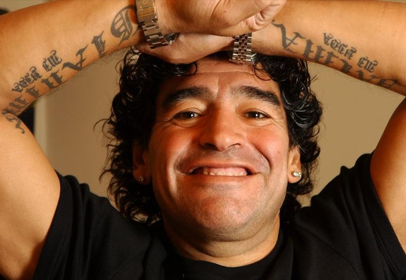 Ufficiale: Maradona ritorna in Italia. Martedì conferenza stampa a Napoli, ma domani potrebbe comparire in Tv