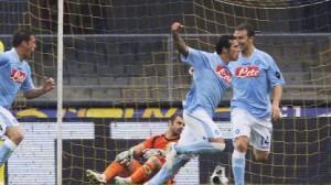 """A Verona Lavezzi diventò l'uomo dei gol """"pesanti"""". Domani ne servirebbe uno per lo Scudetto: chi risponderà all'appello?"""