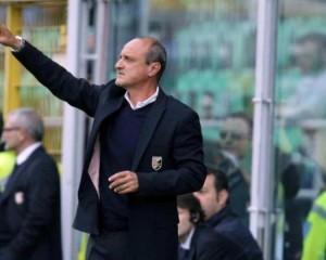 Delio Rossi, allenatore del Palermo da novembre 2009 a febbraio 20011 e da aprile 2011 fino a maggio 2011