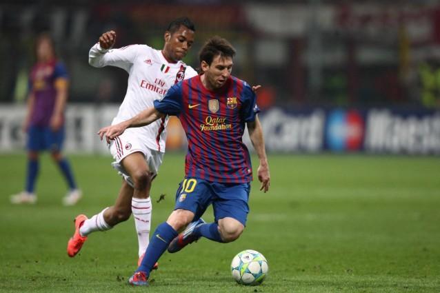 GRUPPO H: Barcellona capolista assoluto della Champions con 54.725.598 fans. Milan secondo nel girone con 18.762.481. followers