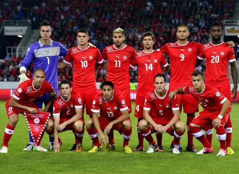 Svizzera - Ecuador, formazioni ufficiali: Inler e Behrami titolari, panchina per Dzemaili